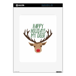 My Deer Decal For The iPad