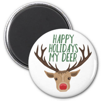 My Deer Magnet