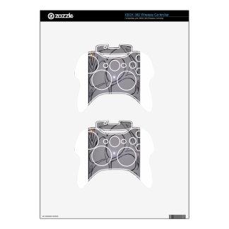My Designs....!!!!! Xbox 360 Controller Skin