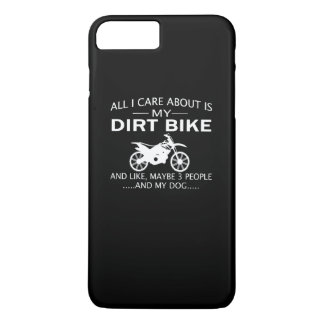 MY DIRTBIKE and DOGs iPhone 7 Plus Case