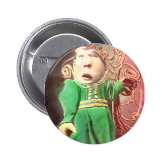 My Distorted Life Pinback Button