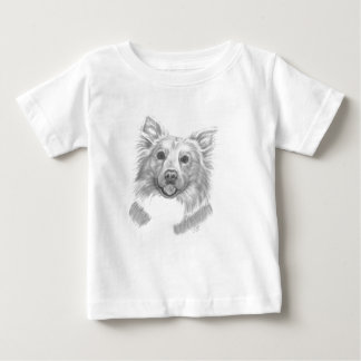 My dog by Disa Pabon Baby T-Shirt