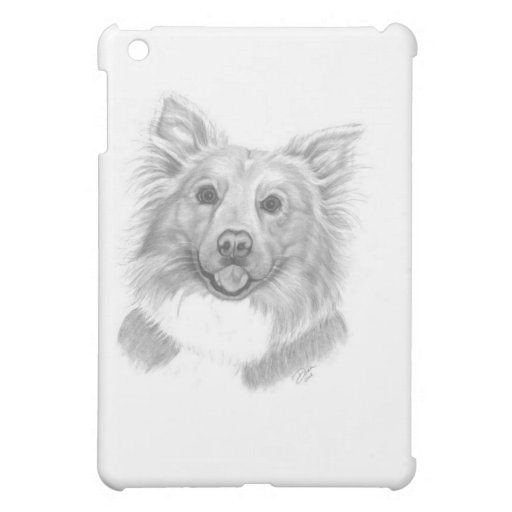 My dog by Disa Pabon iPad Mini Cover