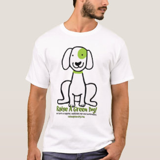 My Dog is a Green Dog T-shirt Sustainable