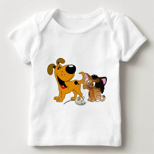 My Dog is TOO Friendly Baby T-Shirt