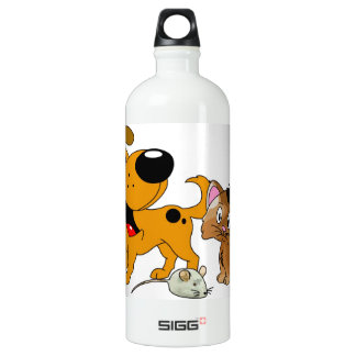 My Dog is TOO Friendly SIGG Traveler 1.0L Water Bottle