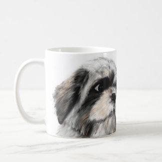 My Dog Lhasa Apso Coffee Mug