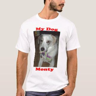 My Dog Monty T-Shirt
