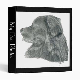 My Dog Photos Binder