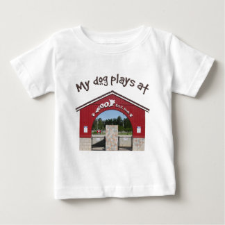 My dog plays at Woof Pac Park T Shirt