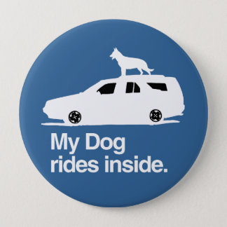 My dog rides inside -.png button