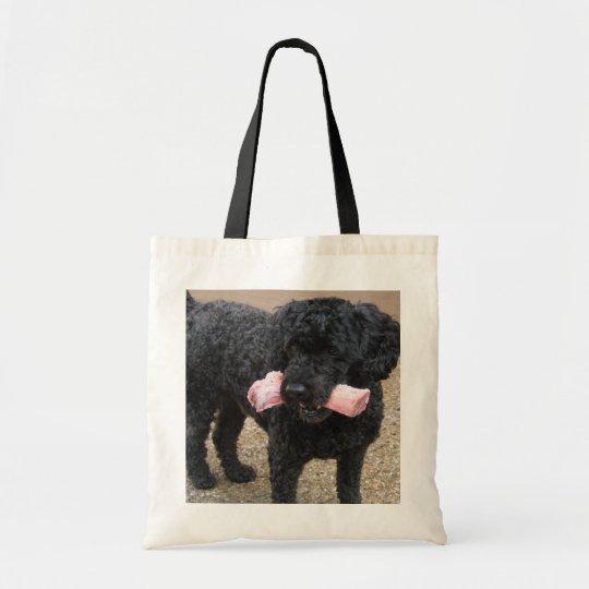 My Dog Romeo Tote Bag