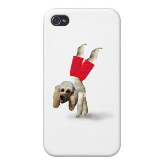 My Dog Wearing Pants iPhone 4/4S Cases