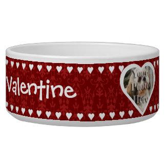 My Doggy Valentine Bowl
