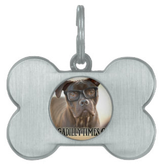 MY DOGS READ DILLY.jpg Pet Tag