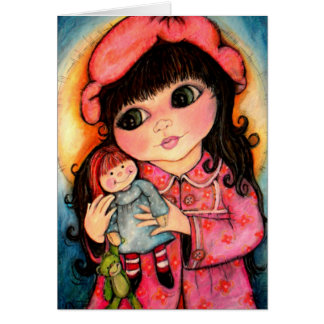 My Dolly and Me! Best Friends Forever Card