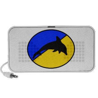 My Dolphin Ate My Homework Portable Speaker