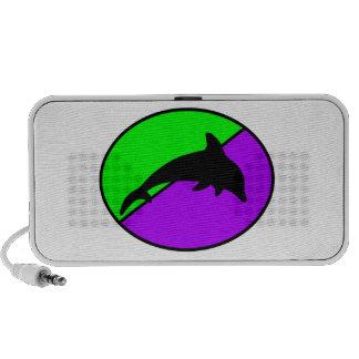 My Dolphin Ate My Homework! Portable Speaker