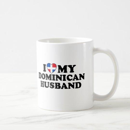 My Dominican Husband Coffee Mug
