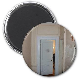 My Door Is Always Open 2 Inch Round Magnet