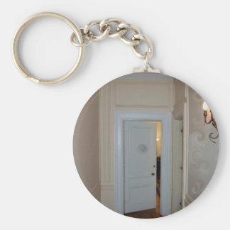 My Door Is Always Open Basic Round Button Keychain