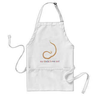 My Doula Loves Me! Adult Apron