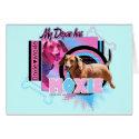 My Doxie has Moxie card