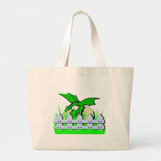 My Dragon Fenced In - Collection Tote Bag