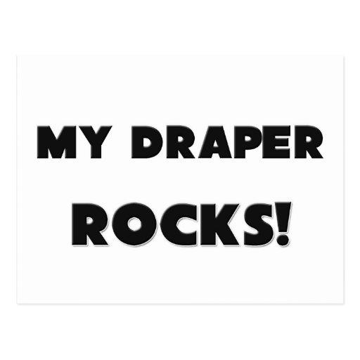 MY Draper ROCKS! Postcard