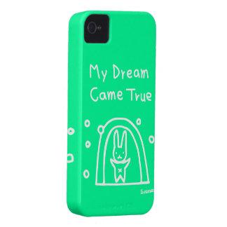 My dream came true iPhone 4 case