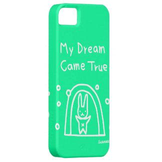 My dream came true iPhone SE/5/5s case