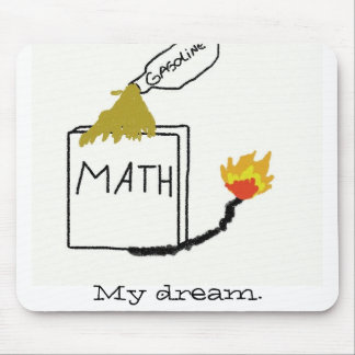 my dream mouse mat