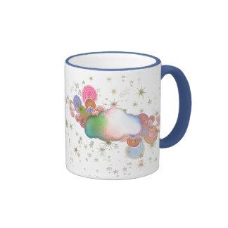 My Dreamland Ringer Coffee Mug