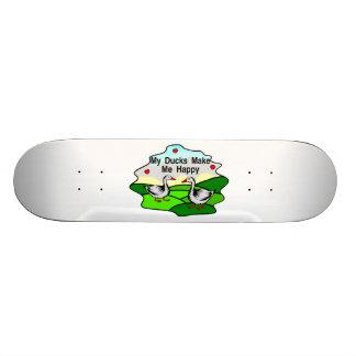My Ducks Make Me Happy Skate Decks
