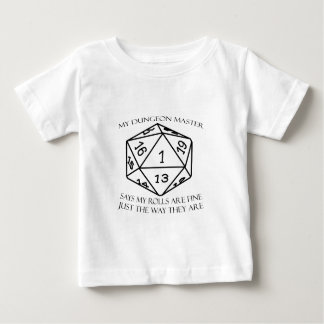 My Dungeon Master Baby T-Shirt