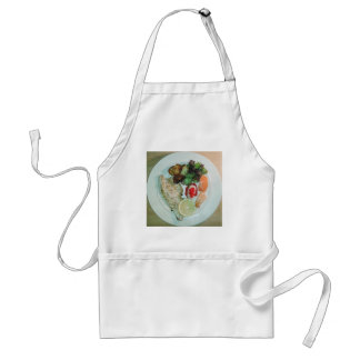 My Easy Suppers Sea-Bass Apron