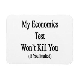 My Economics Test Won't Kill You If You Studied Flexible Magnet