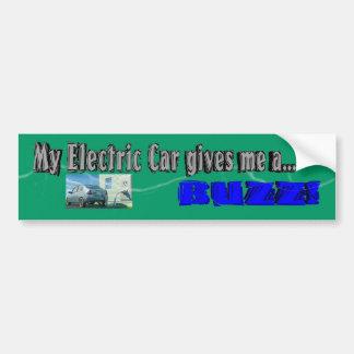 My Electric Car Bumper Sticker