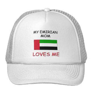 My Emirian Mom Loves Me Mesh Hats