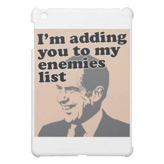 my_enemies_list iPad mini case