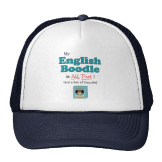 My English Boodle is All That! Hats