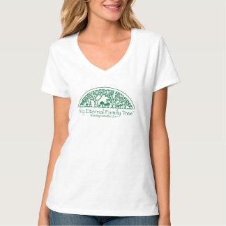 My Eternal Family Tree Logo T Shirts