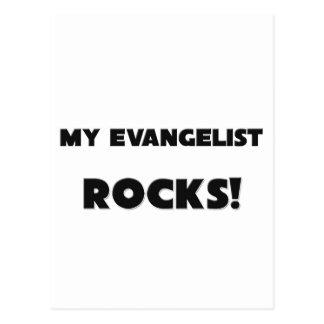 MY Evangelist ROCKS! Postcard