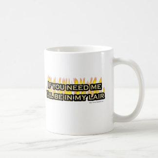 My Evil Lair Coffee Mug