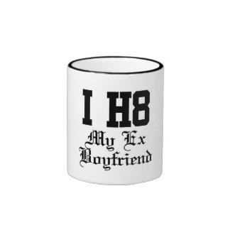 my exboyfriend ringer coffee mug