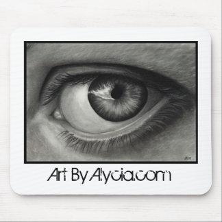 My Eye Mouse Pad