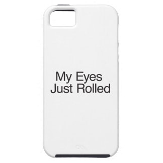 My Eyes Just Rolled iPhone SE/5/5s Case