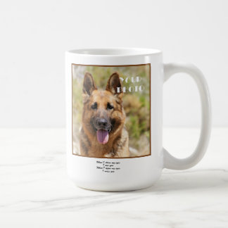 My Eyes Pet Memorial Mug