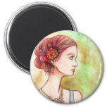 My fair lady 2 inch round magnet
