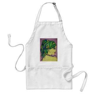 my fair lady adult apron